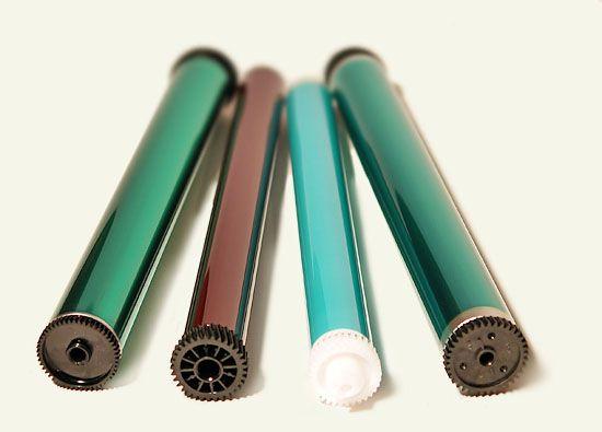 У нас можно купить тонеры, фотобарабаны, магнитные валы и других запасные части для ремонта картриджей