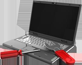 Ремонт ноутбуков, компьютеров, планшетов. Настройка ПО