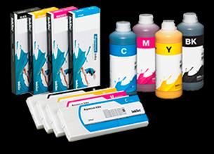 Продажа чернил, СНПЧ и перезаправляемых картриджей (для струйных принтеров и МФУ)